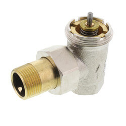 "3/4"" Angle Valve for High Capacity Radiator Product Image"