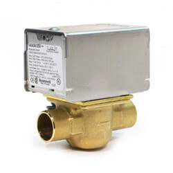 "3/4"" Sweat Connection Zone Valve (120V) Product Image"