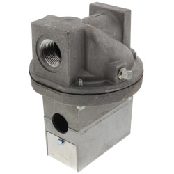 """Diaphragm Gas Valve Normally Closed<br>3/4"""" NPT, 1/2 psi Product Image"""
