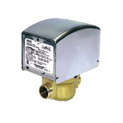 "1/2"" Sweat Connection Zone Valve, normally closed, 300 psi (24v) Product Image"