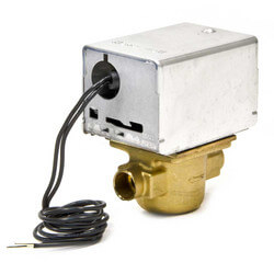 "1/2"" Sweat Zone Valve<br>N/O, no Manual opener (24V) Product Image"