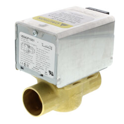 """1"""" Sweat Zone Valve w/ Terminal Block connection Product Image"""