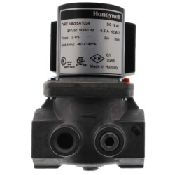"""1-1/4"""" NPT Solenoid Normally Closed Gas Valve<br>2 psi Product Image"""