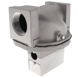 """Diaphragm Gas Valve<br>Normally Closed<br>1-1/2"""" NPT 1/2 psi, 24V Product Image"""