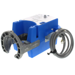 VA-4233 24V Proportional Direct-Mount SR Electric Valve Actuator (61 lb-in) Product Image
