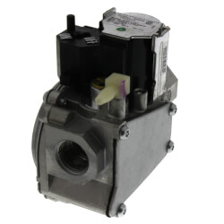 """Fast Open Gas Valve - 1/2"""" 24V Product Image"""