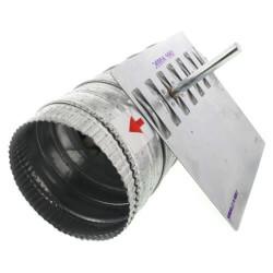 "6"" Damper w/ Mounting Bracket Product Image"