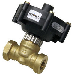 "1/2"" Two-Way Pneumatic Zone Control Valve with<br>3-8 PSI Actuator (2.5 Cv) Product Image"