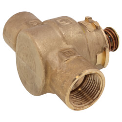 "1"" NPT, 3-Way VC Valve Assembly (8.3 Cv) Product Image"