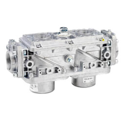 "2"" Double Gas Valve Product Image"