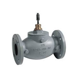 "5"" Flanged Globe Valve w/ Linear Flow (320Cv) Product Image"