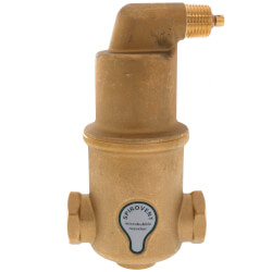"3/4"" Spirovent Jr.<br>Air Eliminator (Threaded) Product Image"