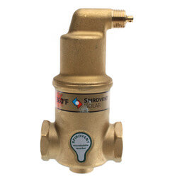 "1"" Spirovent Jr. High Temperature Air Eliminator (Threaded) Product Image"