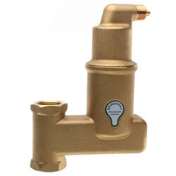 "1"" Spirovent Jr. Vertical<br>Air Eliminator (Threaded) Product Image"