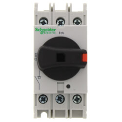 TeSys VLS Body Switch Disconnect, 3P 32A , On DIN Rail Product Image