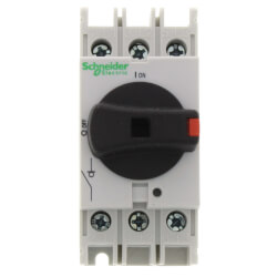 TeSys VLS Body Switch Disconnect, 3P 40A , On DIN Rail Product Image