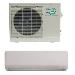 17,000 BTU VMH Series Single Zone Ductless Mini-Split AC/Heat Pump Package Product Image