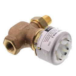 "1/2"" NPT Male Union<br>2-Way Unitary Valve<br>(.63 Cv) Product Image"