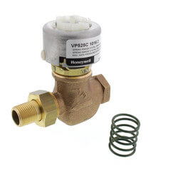 "1/2"" NPT Male Union<br>2-Way Unitary Valve<br>(2 Cv) Product Image"