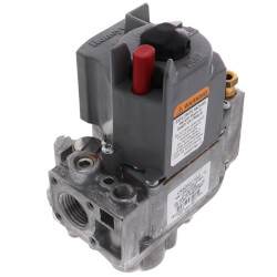 "1/2"", 24 Vac Standing Pilot Gas Valve - Step Opening Product Image"