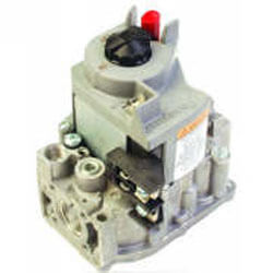 """Standing Pilot Gas Valve, Single Stage, Slow Opening, 1/2"""" NPT pipe size, 1/2 max. psi Product Image"""