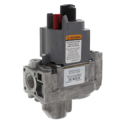 "Standard Dual Standing Pilot Gas Valve<br>1/2"" x 3/4"" Product Image"