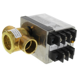 """3/4"""" Sweat 2-Way Zone Valve w/ Terminal Block & End Switch, 7.5 CV (24V) Product Image"""