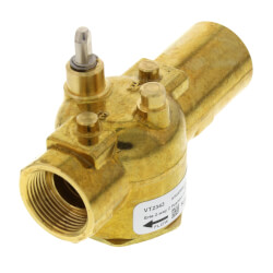 "3/4"" Inverted Flare 2-Way Zone Valve Body (3.5 Cv) Product Image"