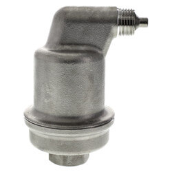 """1/2"""" Spirotop Air Release Valve, Stainless Steel (Threaded) Product Image"""