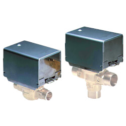 2-Position Actuator for VU53 N.C. Valves, 277V 60Hz Product Image
