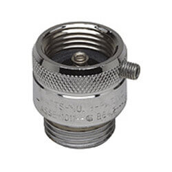 "3/4"" 8C, Hose Connection Chrome Plated Vacuum Breaker Product Image"