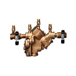 "1-1/2"" LF909M1-QT Lead Free Bronze RPZ Assembly Product Image"