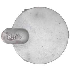 """4"""" Aluminum Conduit Well Cap Product Image"""