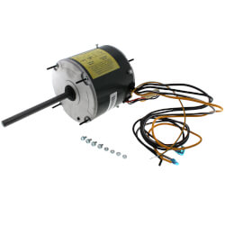 1/4 HP, 208-230 VAC<br>(825 RPM) Condenser Fan Motor Product Image