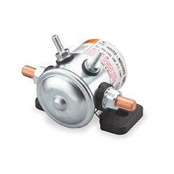 Solenoid, SPNO<br>36 VDC Isolated Coil<br>Continuous Duty Product Image