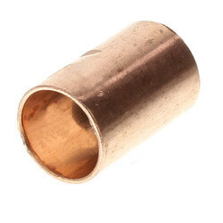 """3/8"""" Copper Coupling Product Image"""