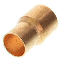 """1"""" x 3/4"""" Copper Coupling Product Image"""