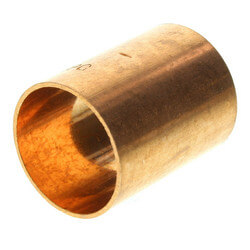 """1-1/4"""" Copper Coupling Product Image"""