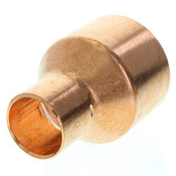 """2-1/2"""" x 2"""" Copper Coupling Product Image"""