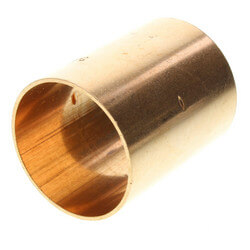 """2-1/2"""" Copper Coupling Product Image"""