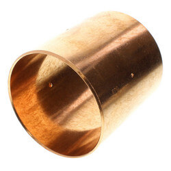 """4"""" Copper Coupling Product Image"""