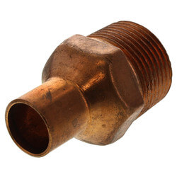 """1"""" x 3/4"""" FTG x Male <br>Street Adapter Product Image"""