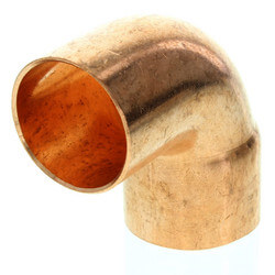 """1-1/2"""" FTG x Copper<br>90° Street Elbow Product Image"""