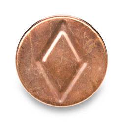 """1-1/2"""" Copper DWV<br>Test Cap Product Image"""
