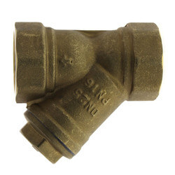 "1"" Bronze Wye Strainer, Lead Free (Threaded) Product Image"