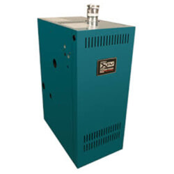 X-PV3N 52,000 BTU Power Vent Boiler, 2,000 to 10,000 ft High Altitude (NG) Product Image