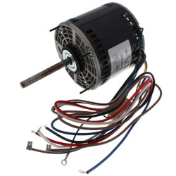 Fan and Blower Motor - 1/3 HP, 1075/3 RPM, 1 PH (115V) Product Image