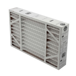 "MERV 11 Air Cleaner Media Filter 16"" x 25"" x 5"" Product Image"