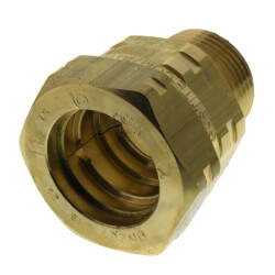 """3/4"""" Straight Fitting x 3/4"""" Male NPT Product Image"""