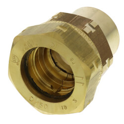 """3/4"""" Straight Fitting x 1/2"""" Female NPT Product Image"""